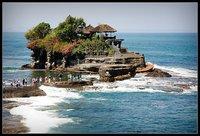 Pura Tanah Lot: un templo sobre el mar de Bali