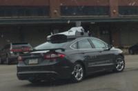 Uber inicia con las pruebas de su sistema de conducción autónomo, esta foto lo confirma