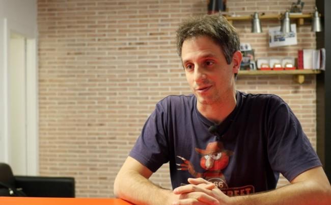 Carlos Vazquez Lead Programmer