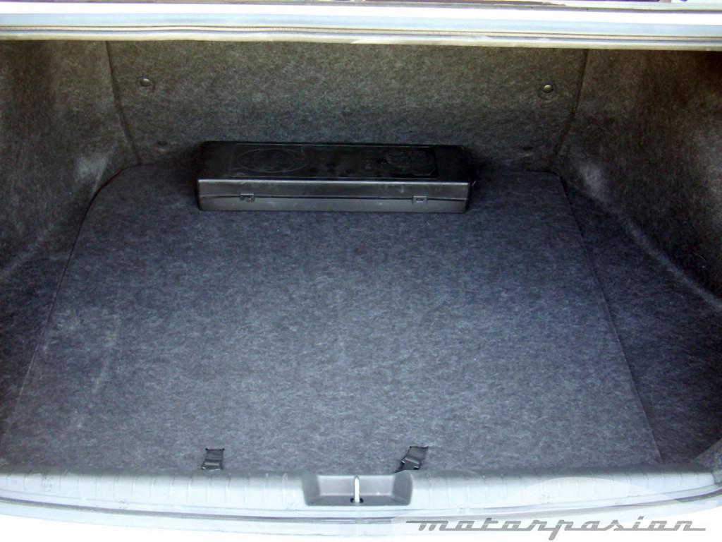 Foto de Honda Civic Hybrid (prueba) (39/40)