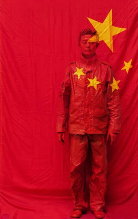 Foto de Hiding in the City: el hombre invisible. Liu Bolin (15/50)