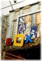Nuevo concepto de salas de cine