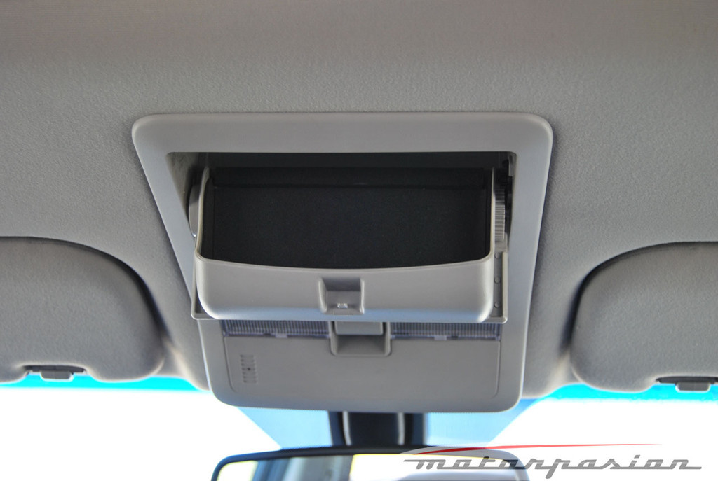 Foto de Chevrolet Captiva Sport (prueba) (43/72)
