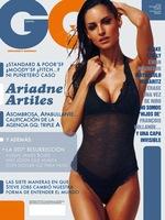 Ariadne Artiles para la revista GQ: así cualquiera es capaz de decirle adiós al verano...