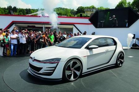 Volkswagen Design Vision GTI Concept, imágenes oficiales