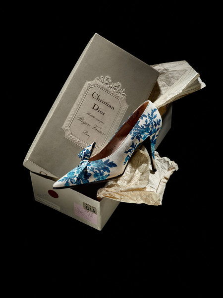 Versailles Pumps Christian Dior By Roger Vivier 1960 Collection Quidam De Reve C Laziz Hamani
