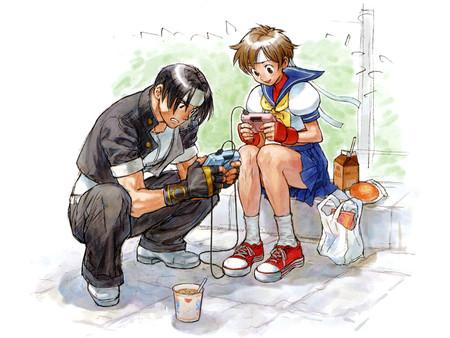 Capcom se plantearía hacer Capcom vs SNK 3 o Rival Schools si hubiera interés por parte de los jugadores