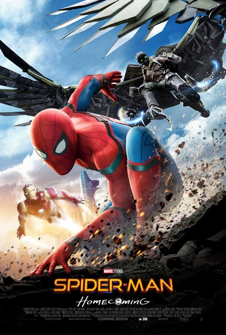 Otro cartel de Spider-Man Homecoming