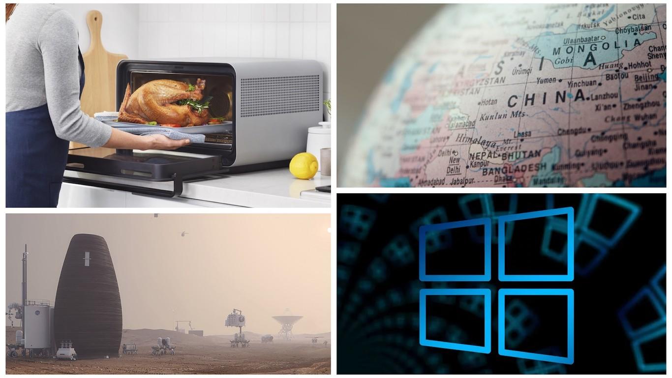 """Los hornos """"inteligentes"""" que se encienden a la mitad de la noche y las seis noticias de tecnología más importantes de hoy"""