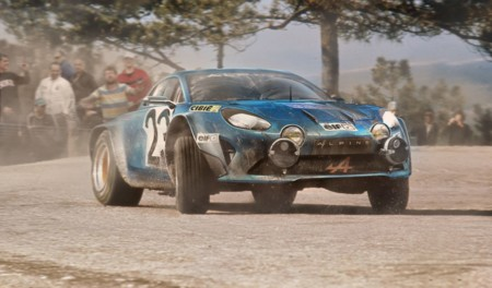 Renault Alpine Grupo 4