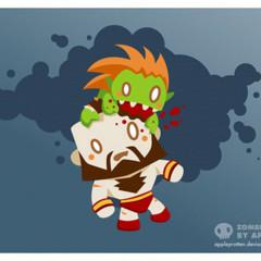 Foto 2 de 12 de la galería 020110-street-fighter-zombie en Vida Extra