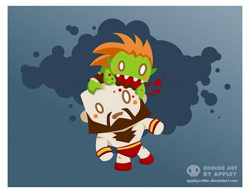 Foto de 020110 - Street Fighter Zombie (2/12)