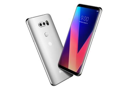 LG hace movimientos para mejorar su división móvil, pero el V30 sigue sin llegar a México