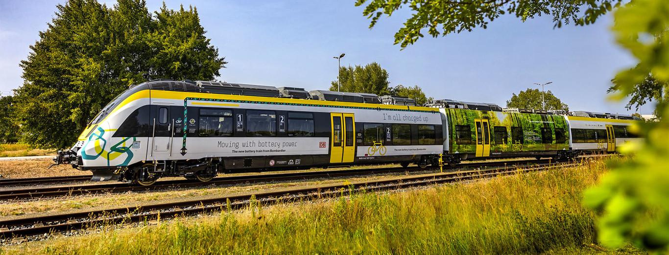 583eea3719c Alemania vuelve a apostar por los trenes con batería para reemplazar los de  motor dié