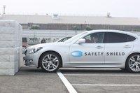 Nissan desvela tres nuevas tecnologías de seguridad para sus futuros coches