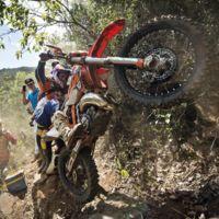 Victoria titánica de Alfredo Gómez en el Red Bull Minas Riders