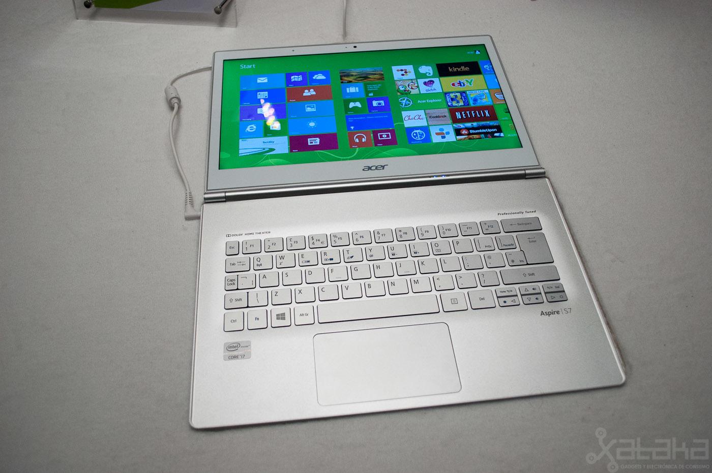 Foto de Acer Aspire S7, primeras impresiones (18/18)