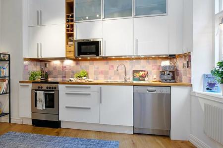 Cinco ideas para renovar una cocina de una casa alquilada sin enfadar a tu casero