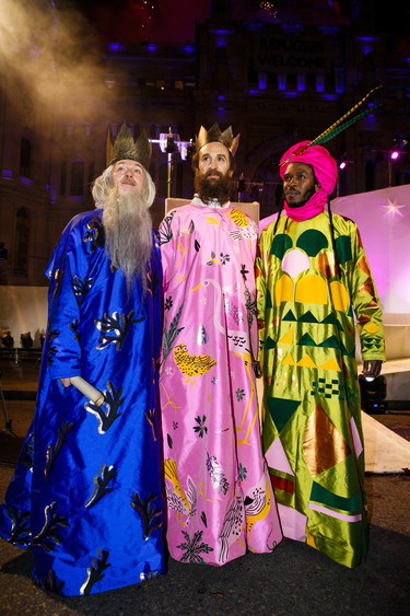 No creemos en los Reyes cuándo son demasiado trendy: Jorge Dutor y su creación para la Cabalgata de Madrid a examen