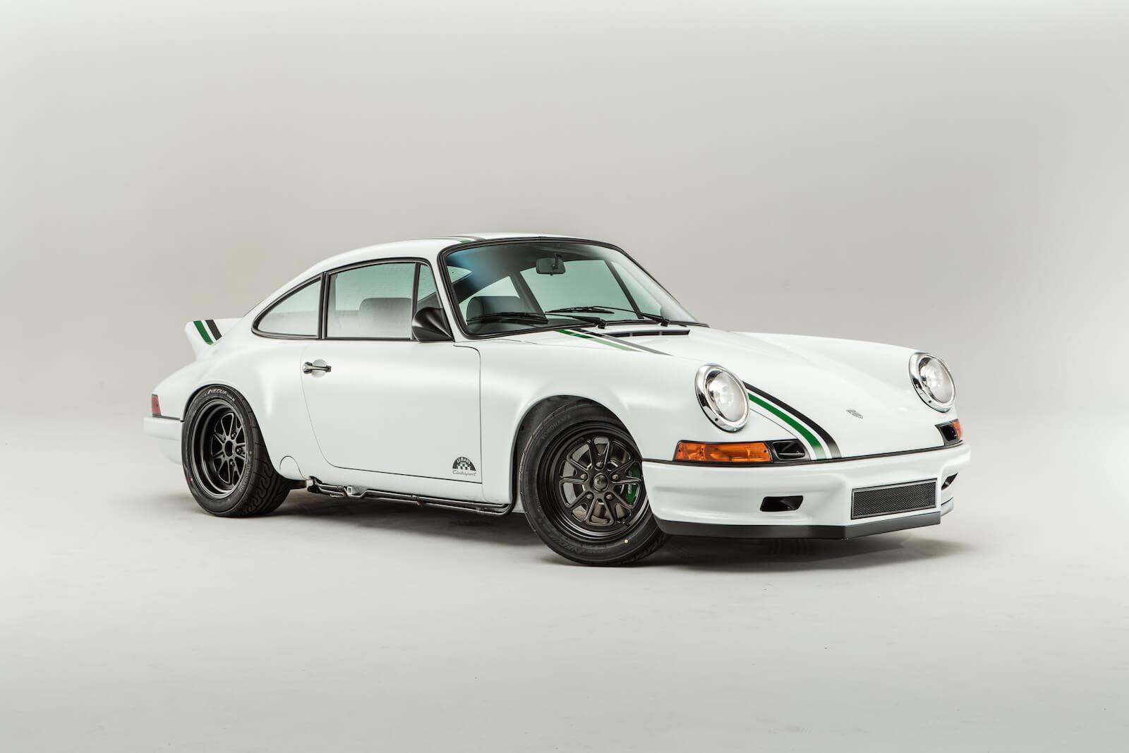 Foto de Porsche 911 Le Mans Classic Clubsport (2/7)