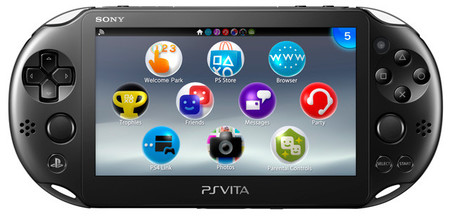 El PS Vita Slim llegará a México en primavera en bundle con God of War Collection