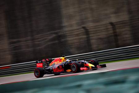 Ricciardo Clasificacion Pista China 2016