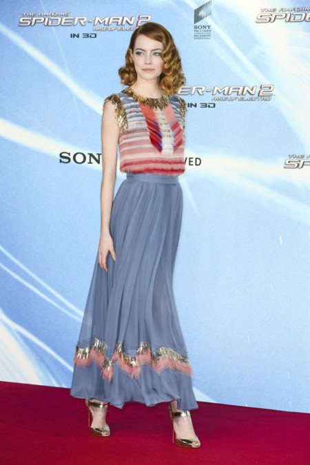 Emma Watson con vestido de Chanel