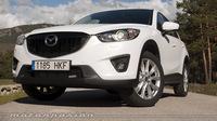 Mazda CX-5, presentación y prueba en Madrid (parte 3)