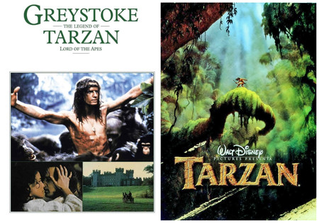 Tarzan Fav