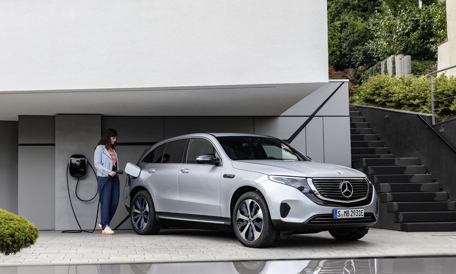 Foto de Mercedes-Benz EQC 2019 (63/74)