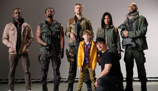 Predator Cast 2018