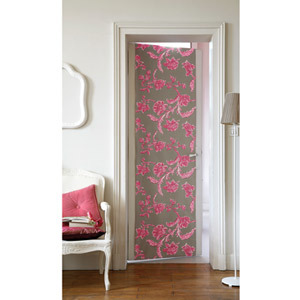 Cambiar f cilmente el aspecto de tus puertas 10 ideas for Decorar puertas viejas de interior