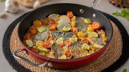 Cinco razones y varias recetas para no olvidarnos del pescado a la hora de elaborar nuestro menú semanal
