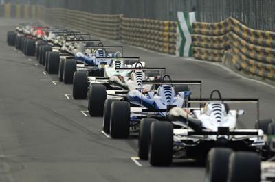 Gran Premio de Macau. El mundialito de la F3