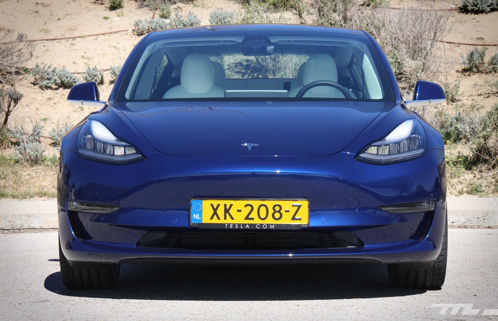 Foto de Tesla Model 3 Performance (prueba) (40/54)
