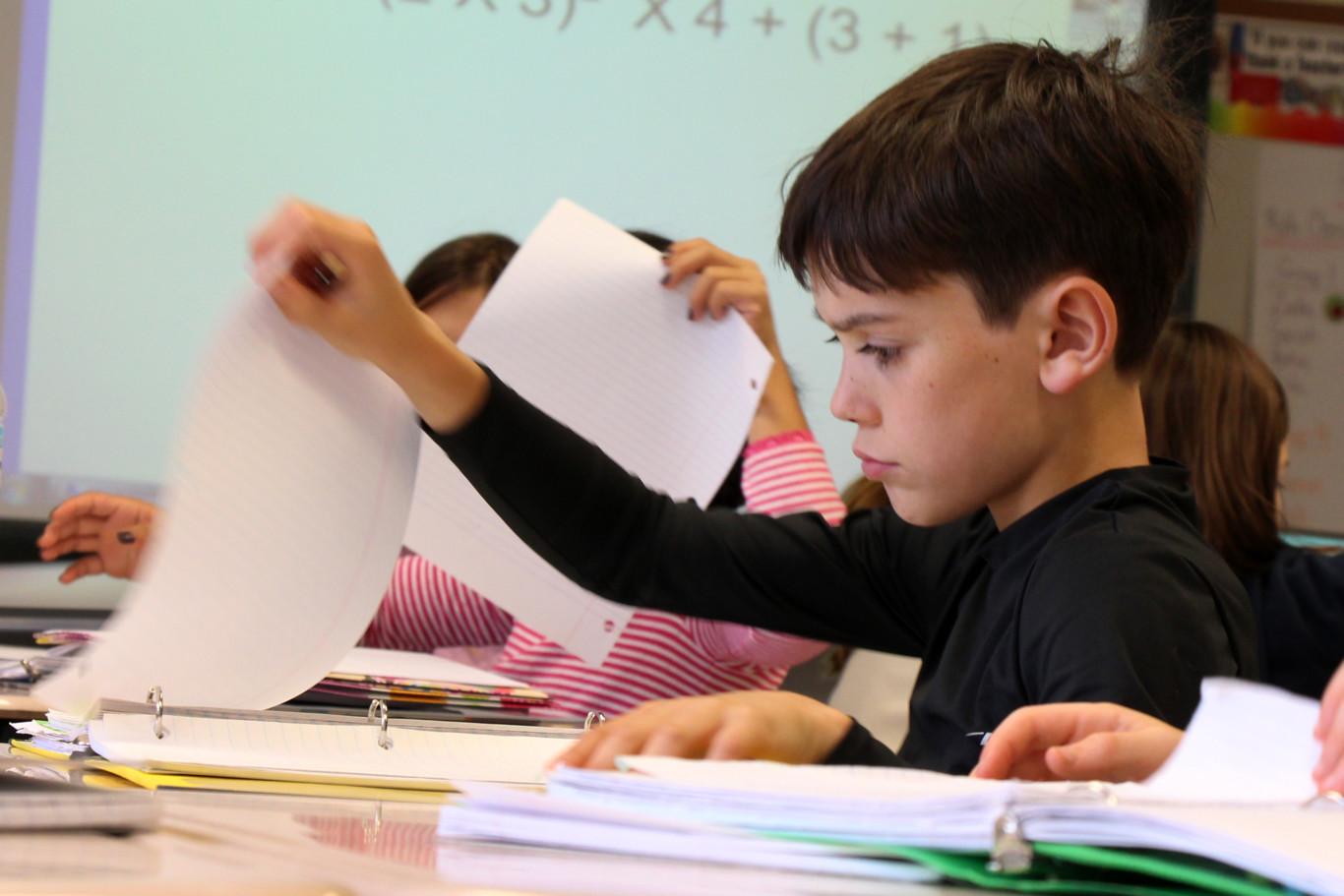 Lo contraproducente de tener expectativas académicamente altas con nuestros hijos