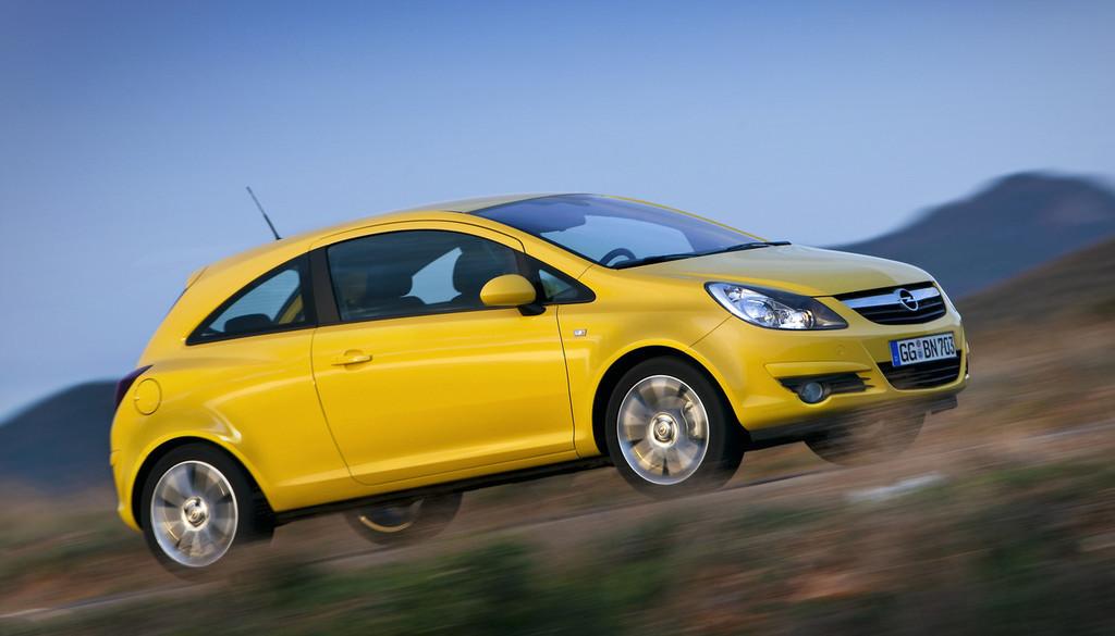 Foto de Opel Corsa 2010 (2/72)