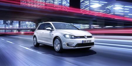 Volkswagen Golf GTE en Ginebra