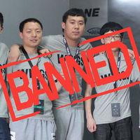 Los campeones del mundo de Dota 2 banneados de por vida en los torneos de China