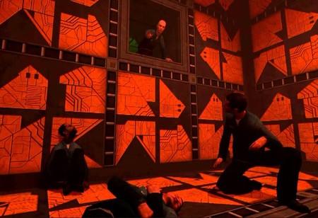 Pelicula El Cubo Explicacion