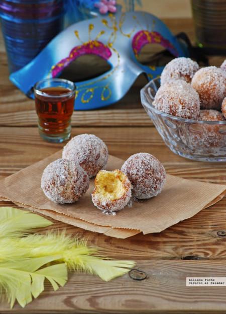 Las mejores recetas de carnaval y una panna cotta espectacular. Menú Semanal del 1 al 7 de febrero