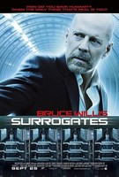 'Surrogates' con Bruce Willis, cartel