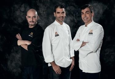 La Última Cena con Paco Roncero y Ramón Freixa