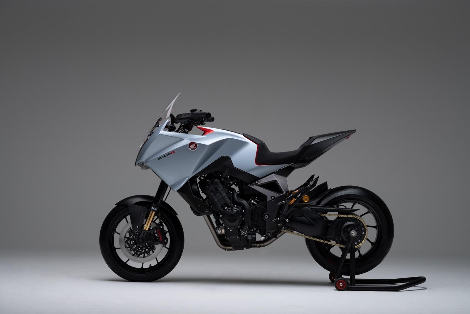 Foto de Honda Concept CB4X (5/13)