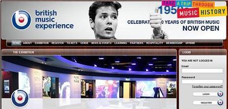 British Music Experience: museo del rock y del pop británico