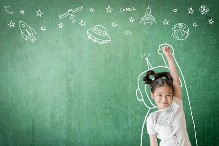 Adhara, la niña mexicana de diez años que estudia dos carreras y tiene un coeficiente intelectual superior al de Einstein