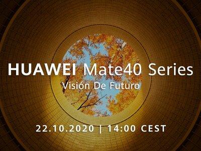 Huawei Mate 40 Series: presentación oficial en directo