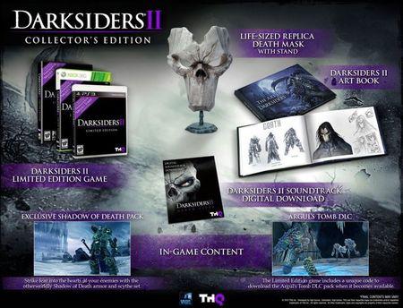 Darksiders II - Edición coleccionista
