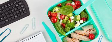 63 recetas saludables de tupper que te ayudan a bajar de peso