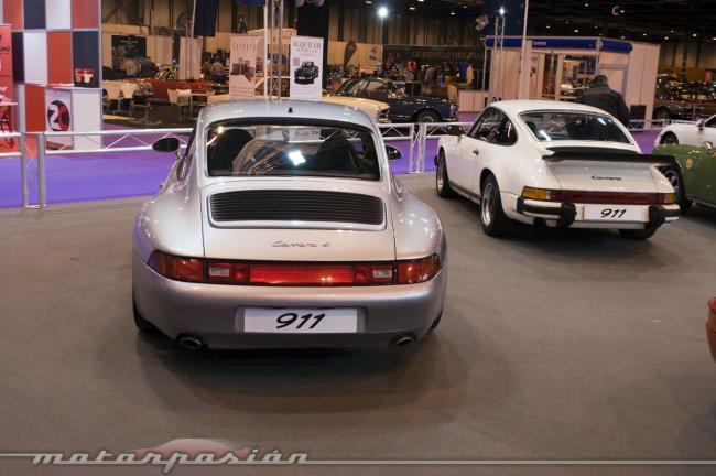 ClassicAuto Madrid 2013 Porsche
